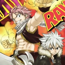 Fairy Tail Specials Manga