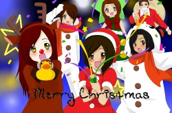 Manga-Tube Weihnachtsevent 2013