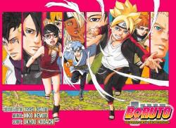 Boruto - Naruto Next Generations Manga