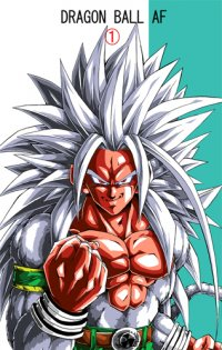 Dragon Ball AF: After the Future