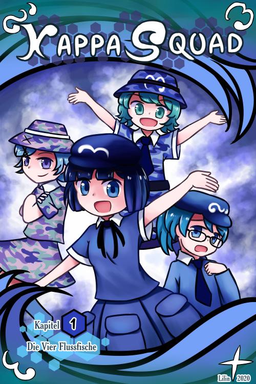 Touhou - Kappa-Squad